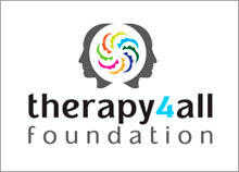 THERAPY4ALL - עיצוב לוגו עמותה