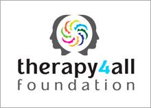 THERAPY4ALL - עיצוב לוגו עמותה
