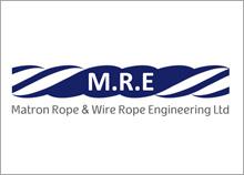 M.R.E - עיצוב סמל לחברת הנדסה