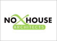 NOxHOUSE - עיצוב לוגו משרד ארכיטקטים