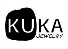 KUKA - סטודיו סיגל ביצע מיתוג מלא למעצבת תכשיטים הכולל לוגו, כרטיסי ביקור ואתר אינטרנט