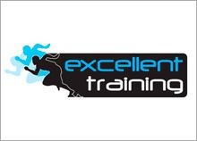 EXCELLENT TRAINING - לוגו לאתר העוסק בספורט