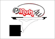 PINUK4U - מיתוג  לחברה המעיניקה שרותים עד הבית  המיתוג כולל: רול אפים, גלויה, אתר אינטרנט ועוד....
