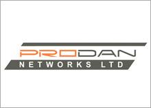 PRODAN - עיצוב אתר אינטרנט, לוגו וכרטיסי ביקור לחברה בתחום נטוורקס