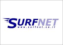 SURFnet - לוגו לחברת אינטרנט