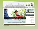 עיצוב אתר אינטרנט עבור חברת נענע שליחויות